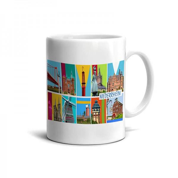 Tasse, Kaffeetasse, Kaffeebecher Niederrhein
