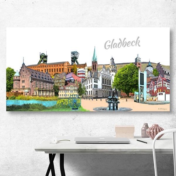 Röttgers Gladbeck Silhouette
